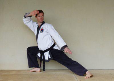 Master Nathan Franklin 5th Dan