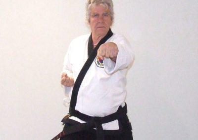 Master Diederik Haneveld 5th Dan