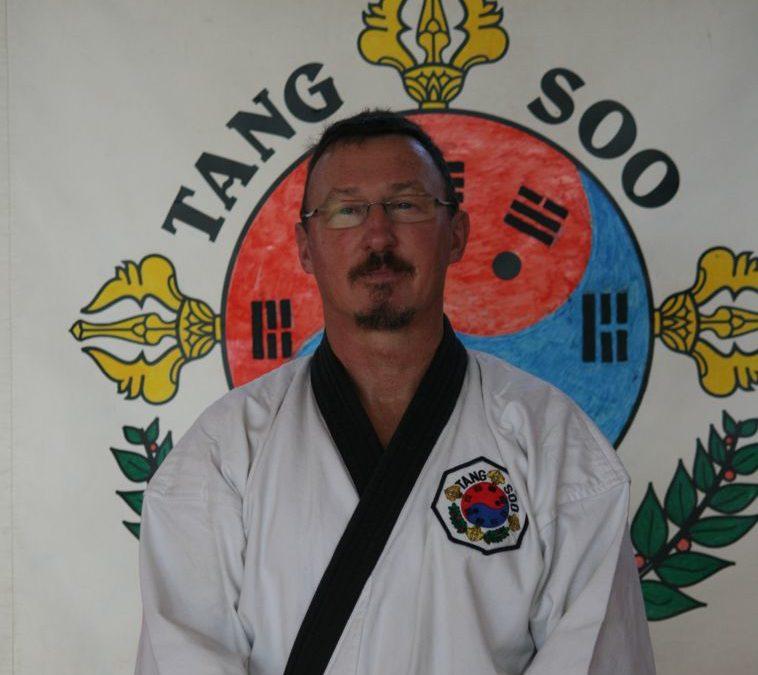 Master Dominic Silo 5th Dan